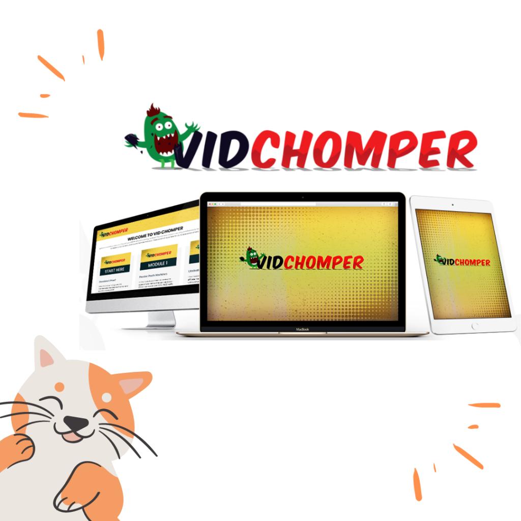 vidchomper, youtube