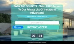 instagram influencers, passive income, work less, earn more