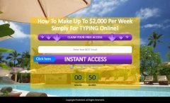 passive income, work less, earn more, 2000 per week