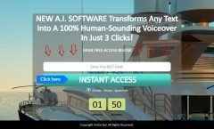 software text to voiceover, passive income, work less, earn more