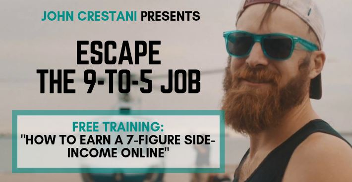 How To Make Money With The John Crestani Super Affiliate System