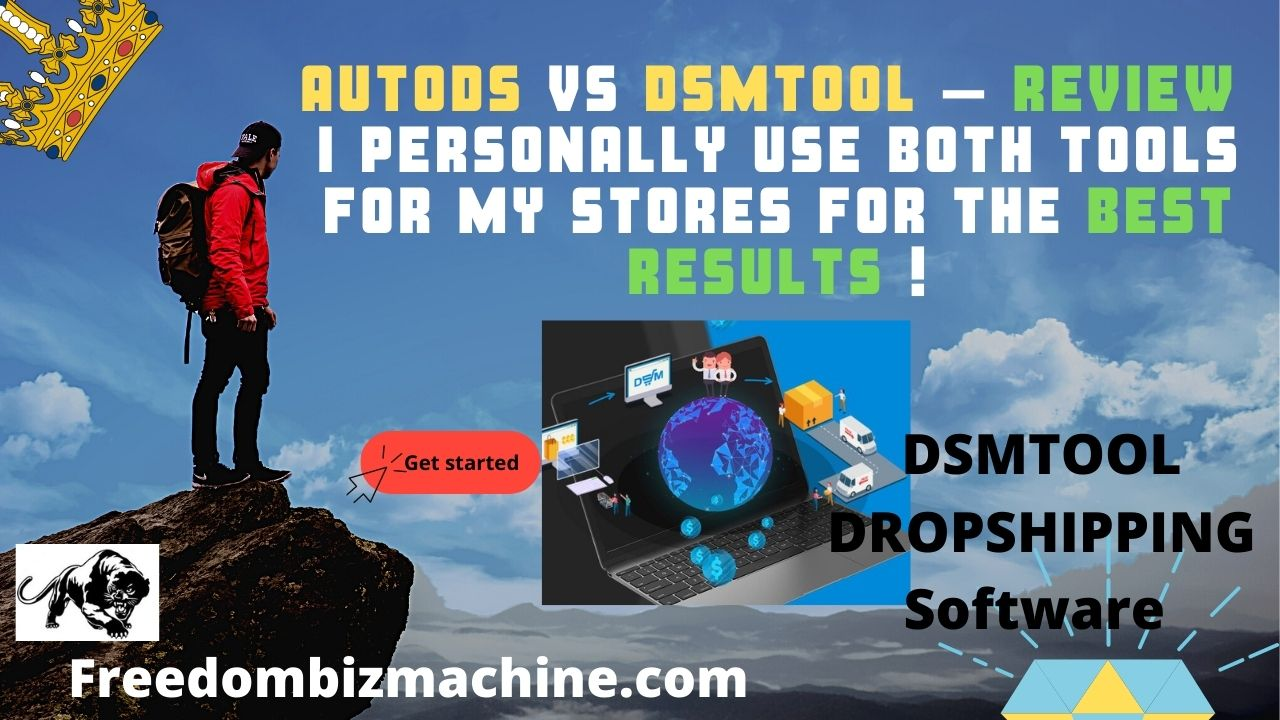 AUTODS VS DSMTOOL – REVIEW - I PERSONALLY USE BOTH TOOLS FOR MY STORES For The Best Results!