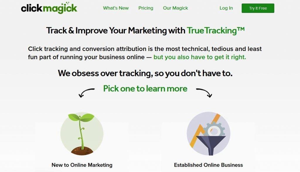 clickmagick best tracking tool