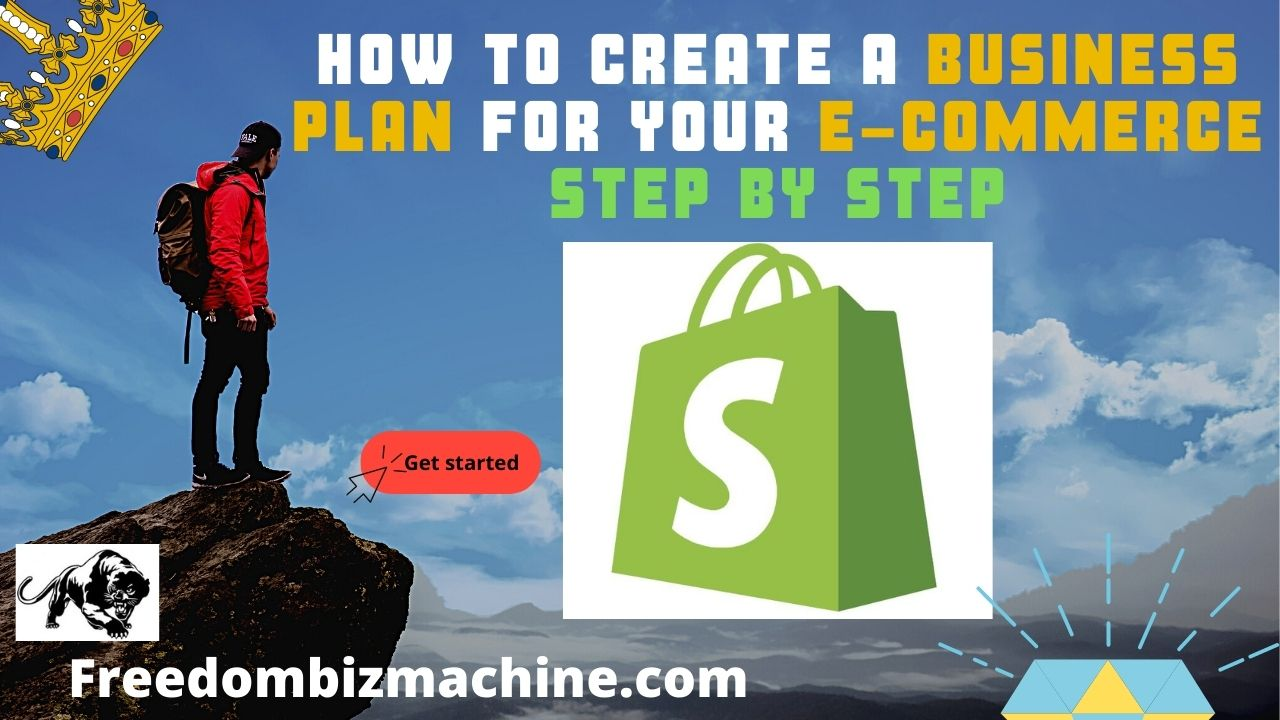 How to create a business plan for your e-commerce step by step
