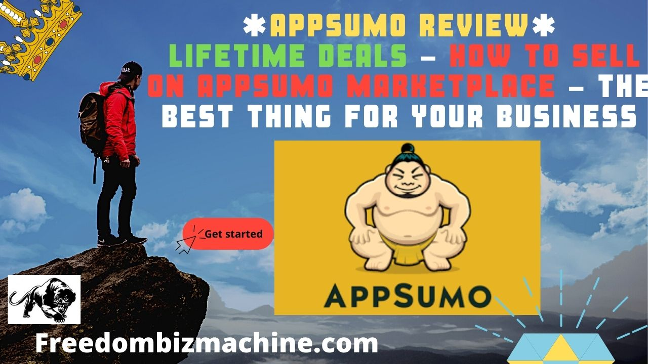 AppSumo Review - Lifetime Deals - How to Sell on AppSumo Marketplace - The Best Thing For Your Business